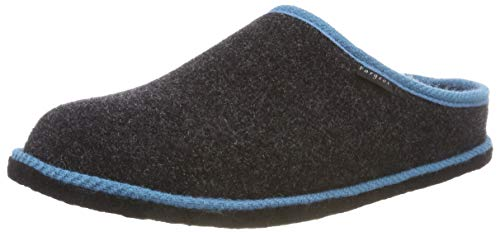 Fargeot Unisex Adults Super Low-Top Slippers, (Granit 7640160), 3.5 UK from Fargeot