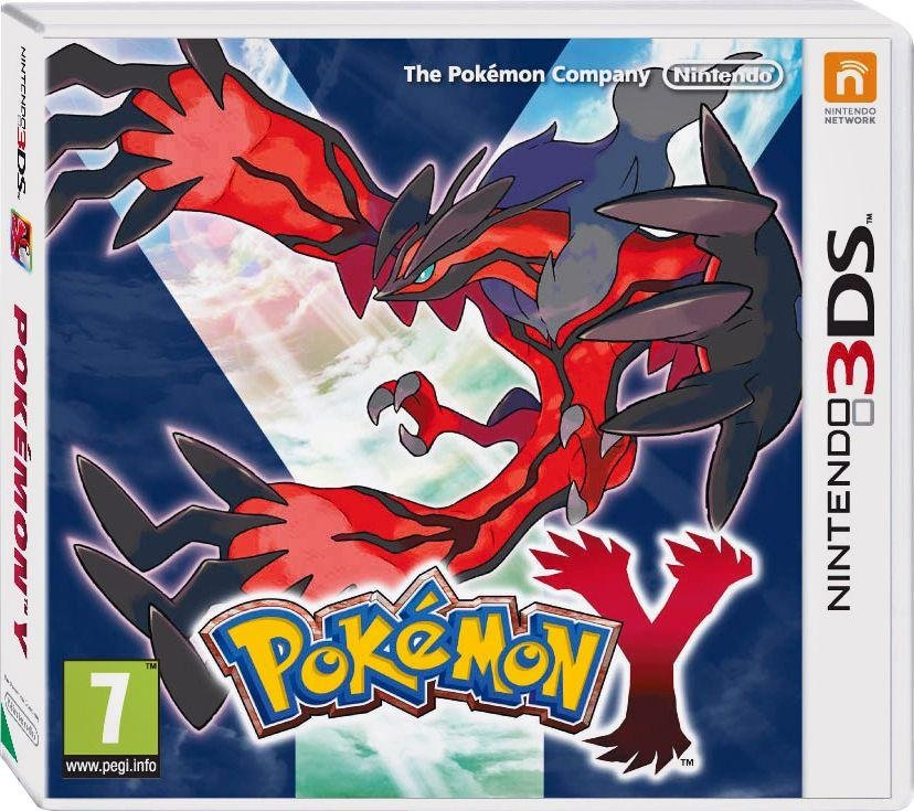 Pokemon - Y - 3DS Game from Pokémon