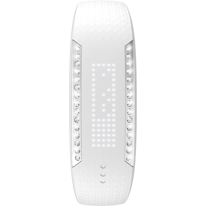 Ladies Polar Loop Crystal Bluetooth Activity Tracker Watch from Polar