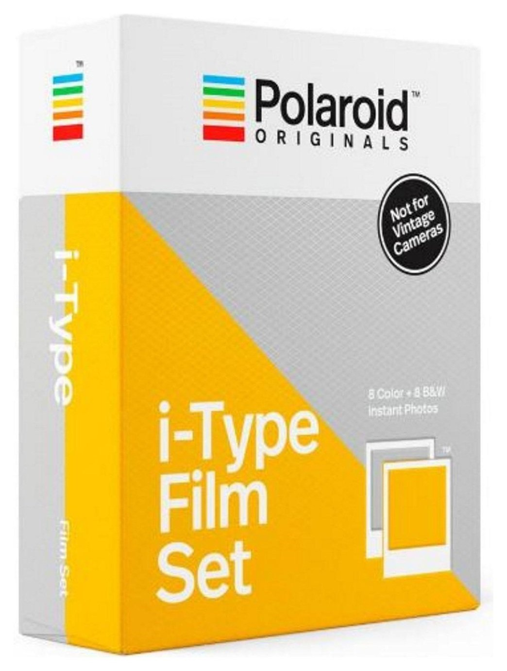 Polaroid Originals Instant Film - Pack of 16 from Polaroid Originals