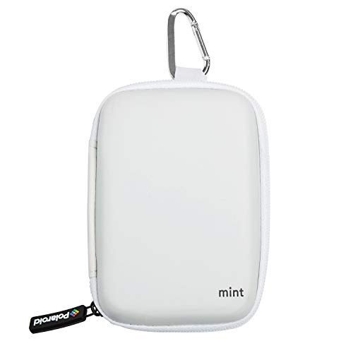 Polaroid Eva Case for Mint Instant Camera & Printer (White) Printer + EVA Bag from Polaroid