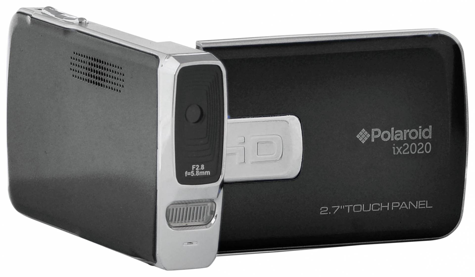 Polaroid ID2020 Full HD Camcorder - Black from Polaroid