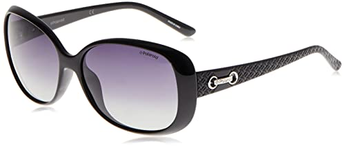 Polaroid women's P8430 Rectangular Sunglasses from Polaroid