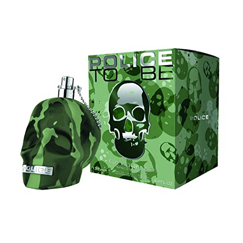Police To Be Camouflage Eau de Toilette 125 ml from Police