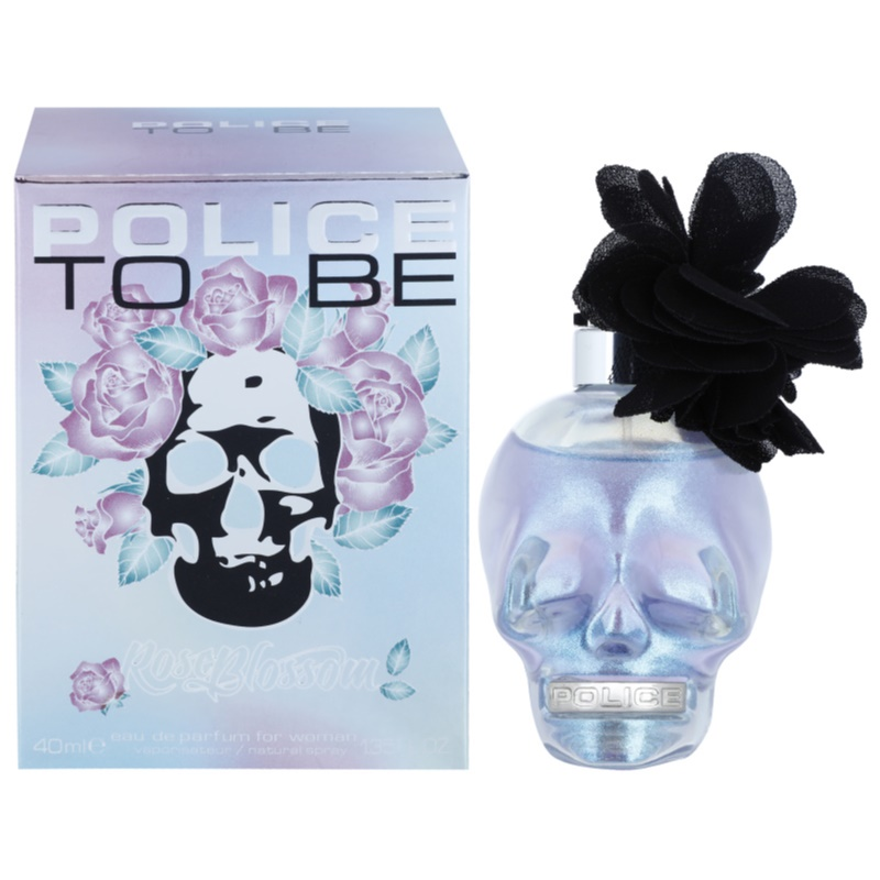 Police To Be Rose Blossom Eau de Parfum for Women 40 ml from Police