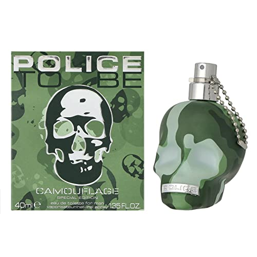 Police To Be Camouflage Men EDT, 40 ml from Police