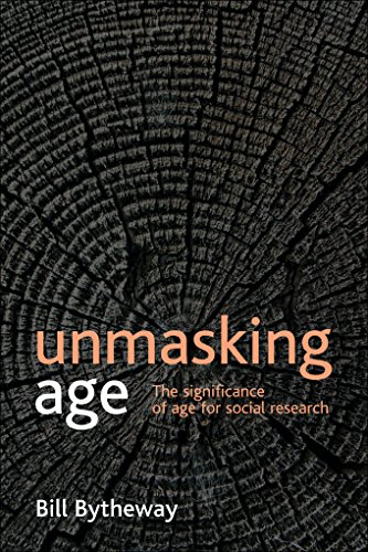 Unmasking age: The significance of age for social research from Policy Press