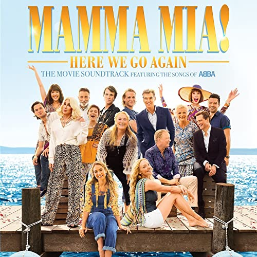 Mamma Mia! Here We Go Again from Polydor