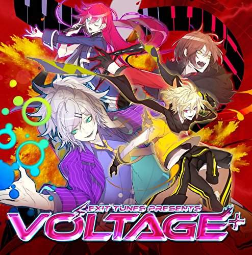 EXIT TUNES PRESENTS VOLTAGE+ from Pony Canyon Japan