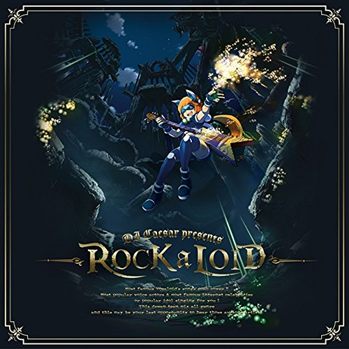 Various - Rockaloid [Japan CD] QWCE-478 from Pony Canyon Japan