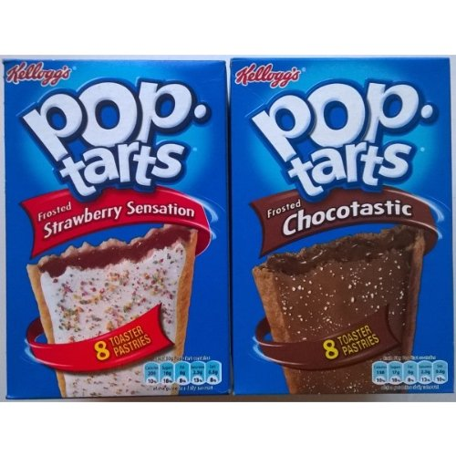 Pop Tarts - 2 x 8 pack from Pop Tarts