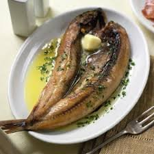 Port of Lancaster Lancashire Whole Kippers - 3kg box from Port of Lancaster Smokehouse