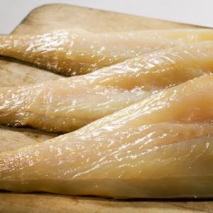 Port of Lancaster Smokehouse Naturally Smoked Haddock - 2kg box, shipped fresh, can be frozen from Port of Lancaster Smokehouse