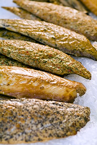 Smoked Mackerel Variety Box from Port of Lancaster Smokehouse