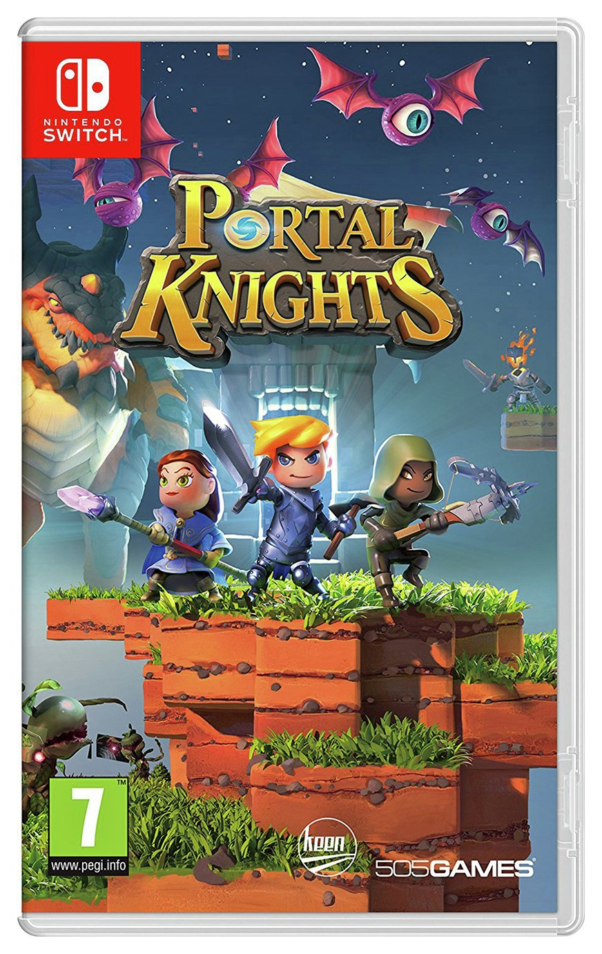 Portal Knights Nintendo Switch Game from Portal Knights