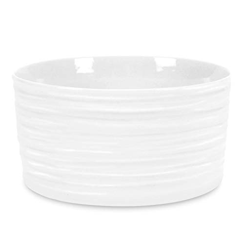 Sophie Conran for Portmeirion – White Ramekins Set of 4, 9 cm from Portmeirion Home & Gifts