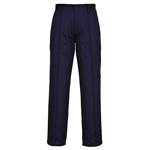 Portwest 2885 Preston Pants, Colour Navy, Size 52 from Portwest