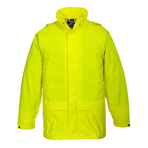 Portwest S450YERS Sealtex Classic Jacket, Regular, Size Small, Yellow from Portwest