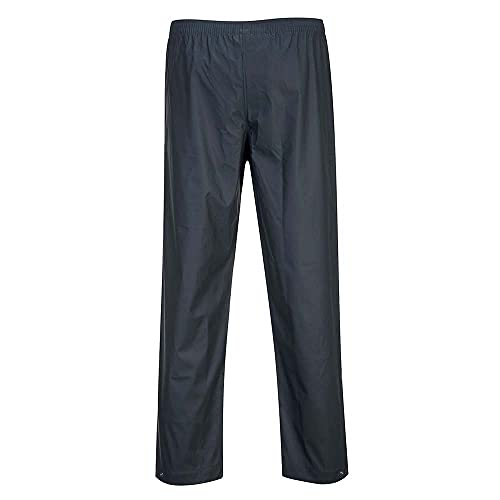 Portwest S451NARL Sealtex Classic Trouser, Regular, Size Large, Navy from Portwest
