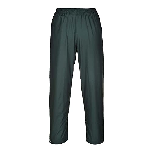 Portwest S451OGRXL Sealtex Classic Trouser, Regular, Size X-Large, Olive Green from Portwest