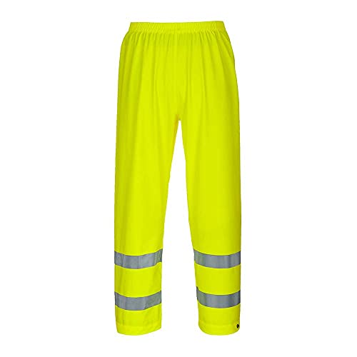 Portwest S493YERM Sealtex Ultra Reflective Trouser, Regular, Size Medium, Yellow from Portwest