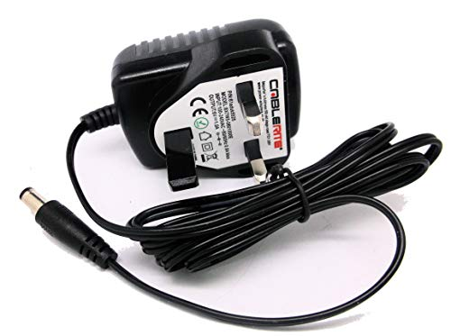Technika Retro Leather DAB 211L 120-240v power supply charger lead from Power-adapters.co.uk