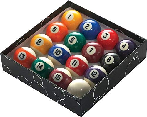 Powerglide Pool Balls 17/8 : 57122 from Powerglide