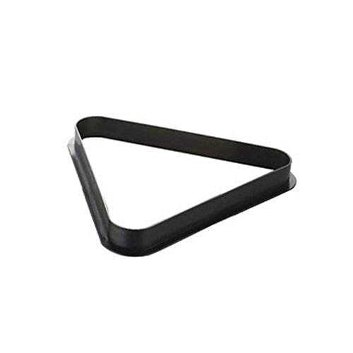 Powerglide Triangle Unisex Plastic 1 inch 7/8' - Black, 48 mm from Powerglide
