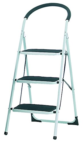Practical Panda GS403Z Folding 3 Step Ladder, GS Approved Premium from Practical Panda