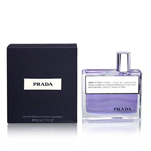 PRADA AMBER Pour Homme EDT Spray 50ml from Prada