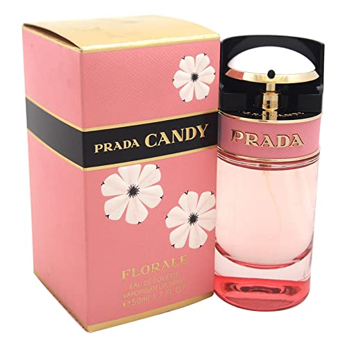 Prada Candy Florale Eau de Toilette Spray for Women 50 ml from Prada