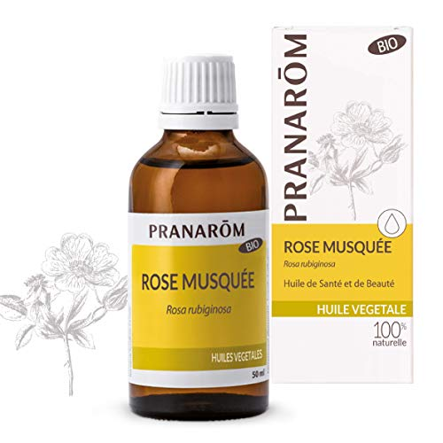 Pranaröm Organic Musk Rose Botanical Oil 50ml from Pranarôm