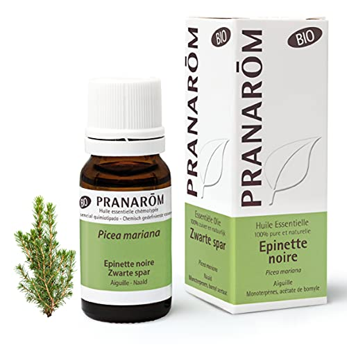 Pranarôm Bio Essential Oil Black Spruce 10ml from Pranarôm