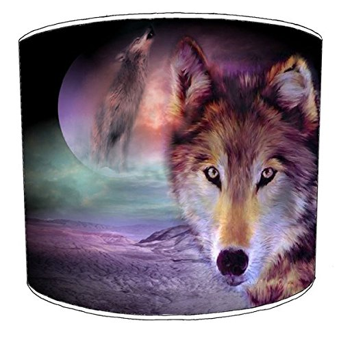 12 Inch Ceiling wolf lampshade 20 from Premier Lampshades