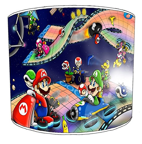 10 Inch Ceiling super mario kart lampshades6 from Premier Lighting