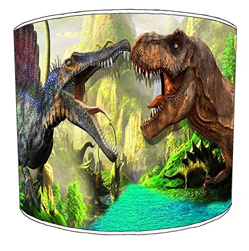 12 Inch Ceiling dinosaurs t rex lampshades11 from Premier Lighting