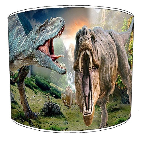 12 Inch Ceiling dinosaurs t rex lampshades13 from Premier Lighting