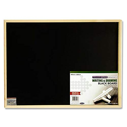 Premier Stationery 54169 Office Writing and Drawing Board - Black from Premier Stationery