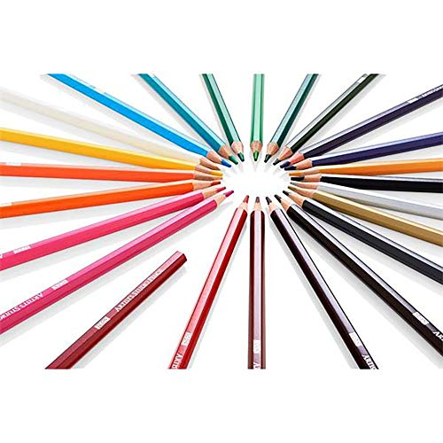 Premier Stationery B4272212 Icon Artist's Studio Colouring Pencils (Pack of 12) from Premier Stationery