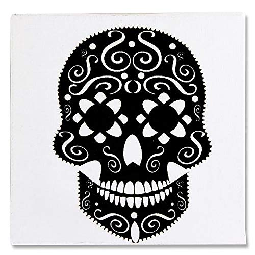 Premier Stationery G3812517 100 x 100 mm My Canvas Skull Icon Colour from Premier Stationery
