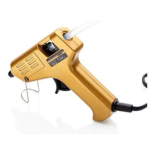Premier Stationery G3816829 20 W Icon Craft Hot Melt Mini Glue Gun - Gold from Premier Stationery