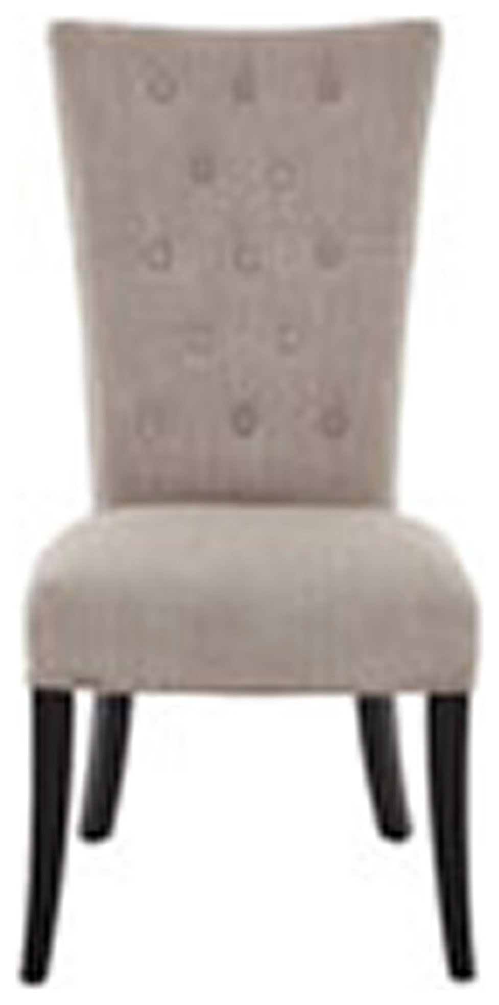 Premier Housewares Regents Park Dining Chair - Natural at Argos from Premier housewares