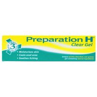 Preparation H Clear Gel 25g from Preparation H