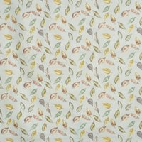 Foliage Curtain Fabric Blossom from Presitigous Fabrics