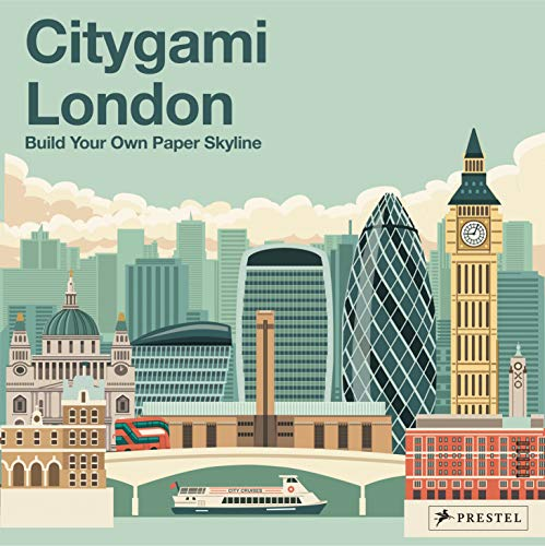 Citygami London: Build Your Own Paper Skyline from Prestel