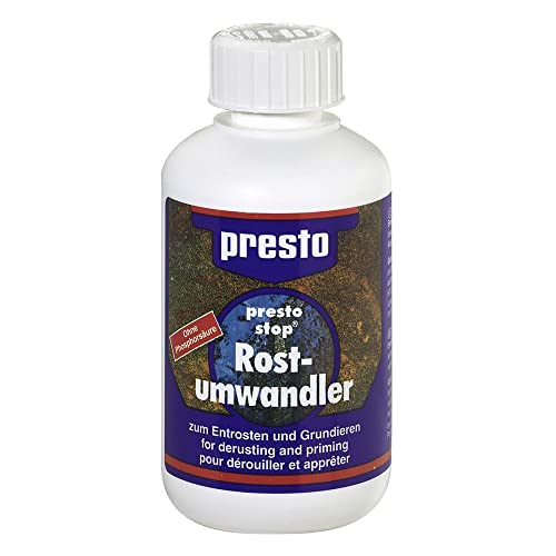 presto 603086 Rust Converter, 250 ml from Presto