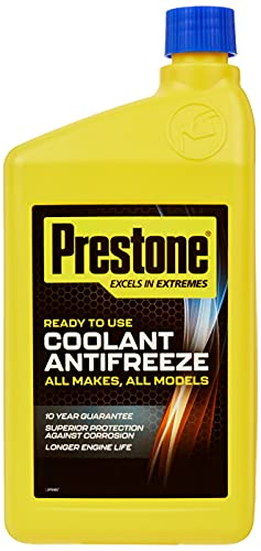Prestone Coolant/Antifreeze - Ready to Use 1lt from Prestone