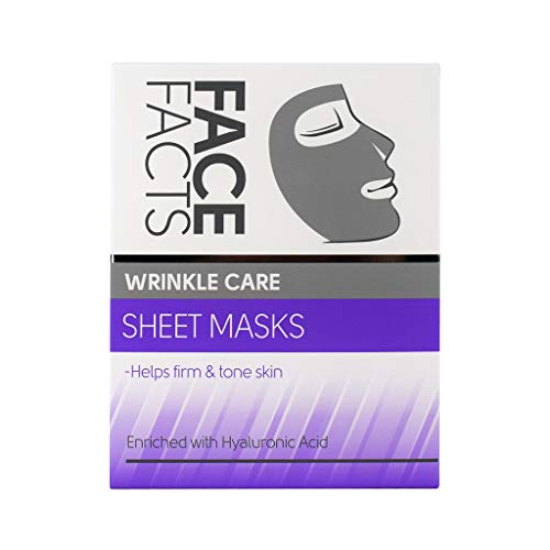Pretty Anti Aging Wrinkle Care Face Sheet Mask - Pack of 2 from Pretty