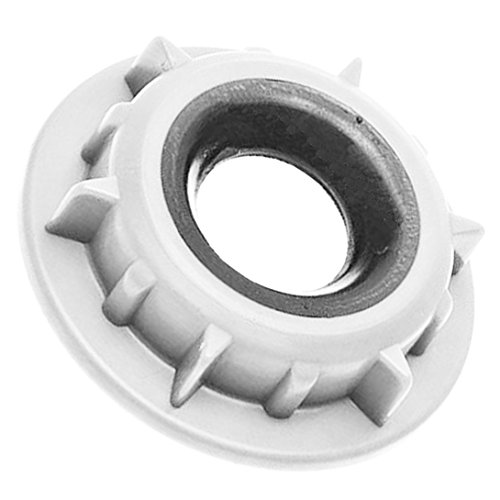 Genuine Prima LPR659 LPR661 Dishwasher External Pipe Locking Nut + Fixing Seal from Prima