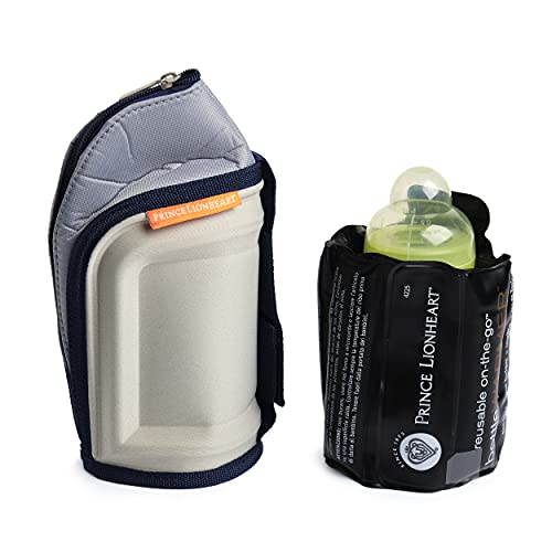 Prince Lionheart Reusable On The Go Bottle Warmer (2 Pack) from Prince Lionheart
